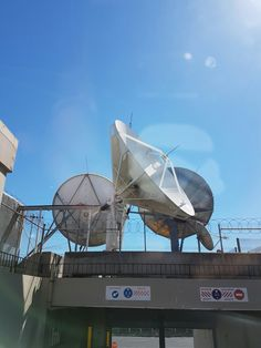 #sentec #satellite #dish @milnerton #capetown #southafrica
