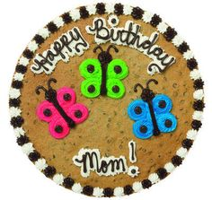 Online Ordering for Great American Cookies Towne East Square Giant Cookie Cake, Chocolate Chip Cookie Cake, Big Cookie, Cookie Frosting, Cookie Cakes, Giant Cookies, Giant Chocolate, Cookie Pizza, Birthday Cake Cookies
