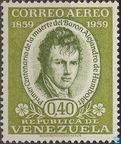 Venezuela - Alexander von Humboldt 1960