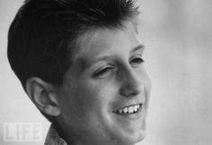 Ryan White...the first person to really inspire me as a kid.
