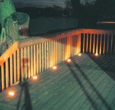 In deck lighting