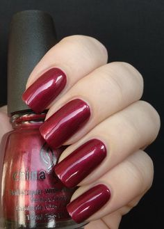 China Glaze Long Kiss...Have this and I love it!!