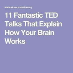 Sharing information is essential in advancing the collective understanding and knowledge of a subject. Neuroplasticity, Neuroscience, Ted Talks, Your Brain, Inspirational Thoughts, Self Development, Self Improvement, Self Help, Good To Know