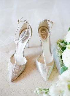 Shoes: Rene Caovilla | Jose Villa Photography
