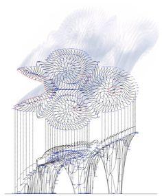 Anisotropic Geometry: Pavilion Ban