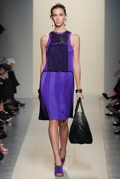 Bottega Veneta Spring 2012 Ready-to-Wear - Collection - Gallery - Look 1 - Style.com