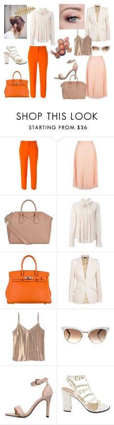 """""""graduation party"""" by sara-tortello on Polyvore featuring moda, STELLA McCARTNEY, New Look, Givenchy, Chloé, Hermès, Alexander McQueen e Gucci"""