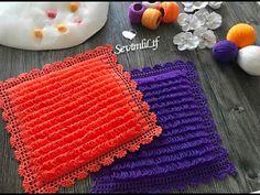 Modern Crochet, Weaving Patterns, Diy And Crafts, Make It Yourself, Knitting, Youtube, Instagram, Farmhouse Rugs, Crochet Blankets