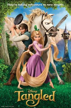 Looking for some family Friday night fun? This Friday we're showing one of your favorites, Tangled and all Season Pass Holders can bring up to 4 friends for just $19.99. See you later, #GreatAmerica #Movies #Summer