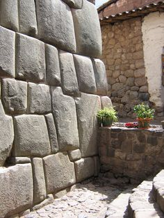 Pretty awesome. Cuzco is built in Incan ruins.