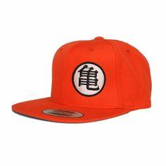 super popular ecc67 f496b Dragon Ball Z Goku Snapback Hat Baseball Cap