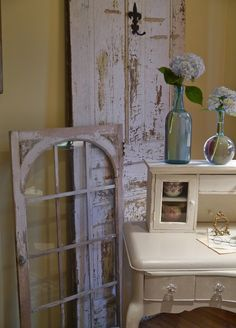Chateau Chic - Chippy Doors