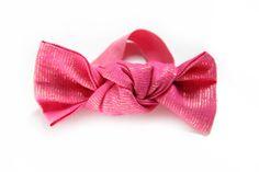 bun bows :)