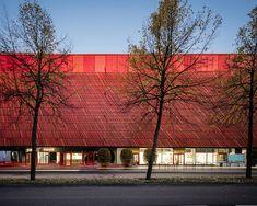 Gallery of Easton Commercial Center / Lahdelma & Mahlamäki Architects - 15