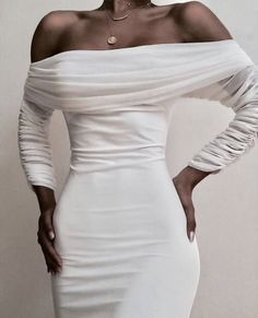 white dress - # Source by weibideen outfits classy date nights Swim Dress, Dress Up, Dress Shoes, Shoes Heels, Prom Dresses, Formal Dresses, Wedding Dresses, Gown Wedding, Bridesmaid Dresses