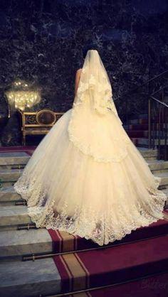 Prenses Gelinlik Modelleri
