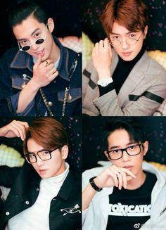Babies with glasses is seriously the best😍😍😍😍 Meteor Garden Cast, Meteor Garden 2018, F4 Boys Over Flowers, Flower Boys, Pretty Men, Pretty Boys, Asian Actors, Korean Actors, Beautiful Boys