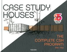 Case Study Houses (Taschen 25th Anniversary Special Editions) by Elizabeth Smith, http://www.amazon.com/dp/3836510219/ref=cm_sw_r_pi_dp_IVwZpb02AHVEM