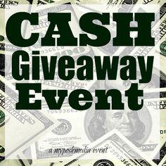 cash giveaway event