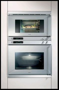 Gaggenau Oven #appliances #gaggenau #kitchen Pinned by www.modlar.com