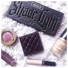 Playing with these products today!! And might be filming a #GetReadyWithMe PS - What are your must have products or looks right now?? Ours has to be a dark matte fall lip!! #makeup #fotd #motd #beauty