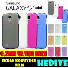 Samsung Galaxy S4 Mini Kılıf 0.2mm İnce+HEDİYE 9,90 TL Galaxy S4 Mini, Samsung Galaxy S4, Galaxies, Nintendo, Phone, Telephone, Phones