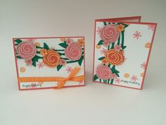 """Linda's Paper Garden: Preview """"Preview Goodies from the NEW Catalog!"""""""