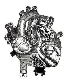 Bio-mechanical style is a huge love of mine.