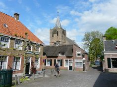 cycling in Holland by Sylvia Okkerse, via Flickr