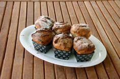 Popovers Pretzel Bites, Muffin, Bread, Breakfast, Food, Bonbon, Pebble Stone, Pie, Morning Coffee