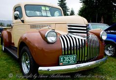 1946 Chevy Pickup Truck..Re-pin brought to you by agents of #Carinsurance at #HouseofInsurance in Eugene, Oregon