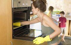 Как очистить электрическую духовку от жира, нагара и других стойких загрязнений: проверенные способы