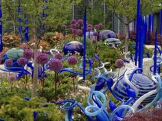 Chihuly Garden and Glass,  Seattle Washington