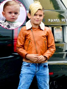 Kingston James McGregor Rossdale son of (Gwen Stefani and Gavin Rossdale) was born in Los Angeles on 05/26/2006