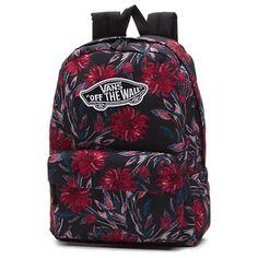 Shop Realm Backpack today at Vans. The official Vans online store. Vans School Bags, Vans Bags, School Backpacks, Mochila Jansport, Jansport Backpack, Red Backpack, Backpack Bags, Rolling Backpack, Vans Rucksack