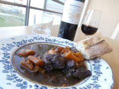 Um prato clássico da Provence: a Daube Provençale.