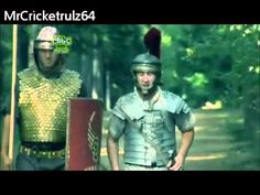 Horrible Histories (Surviving in the Roman Army) - YouTube