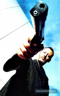 Léon - Publicity still of Jean Reno Leon The Professional, Jean Reno, Tough Guy, Gangsters, Scene Photo, Stencil, Behind The Scenes, Theatre, Films