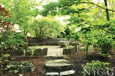 Richard Galef's Upstate Oasis - New York Cottages & Gardens - March 2015 - New York, NY