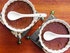 gordice: mousse de chocolate de microondas