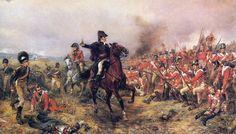 Ποιος νίκησε στο Βατερλό; 200 χρόνια από τη μάχη που καθόρισε τη μοίρα της Ευρώπης   του Τάκη Κατσιμάρδου #history #Waterloo #battle #Napoleon #defeat #win http://fractalart.gr/waterloo/