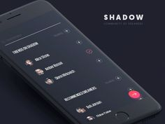 Here is a complete onboarding flow from Shadow app. A little jerky due to gif limitations - but what can you do? Time for some innovation on gif front eh?)Press ♥ for l'amour and cat. Mobile Ui Design, App Ui Design, User Interface Design, Web Design, Flat Design, Graphic Design, Motion Design, Design Thinking, Dashboard App