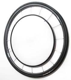 Upcycled Road Bike Wheel Mirror by bikefurniture on Etsy