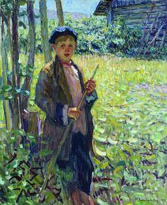kondratiy.by Nikolay Bogdanov-Belsky Nikolay Petrovich Bogdanov-Belsky was a Russian painter