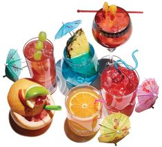 Pin 9. Organising the bar staff to make some custom 80s cocktails (non-alcoholic/alcoholic) would be fun! Reference: Leah Mannies (June, 2012), Tropical Thunder, http://www.bostonmagazine.com/2012/05/tropic-thunder/, 28/02/2015, Metrocorp, Inc.