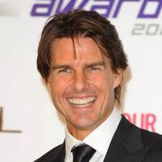 Tom Cruise, not.
