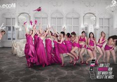 GOLD - CAMPAIGN AWARD - CANNES LIONS  Magenta ECOFILL OGILVY & MATHER…