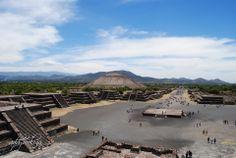 Teotihuacan Zona Arqueológica © FOTOGRAFÍA Addy Molina. Todos los derechos reservados.