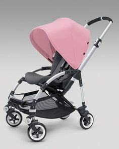 maybe Bugaboo Bee Soft Pink Canopy to go with my All Black Bee