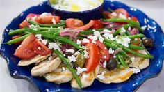 This grilled Mediterranean chicken proves that healthy can be full of flavor